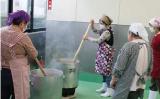 焼肉のたれ作り