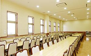 会食室(第一ホール)