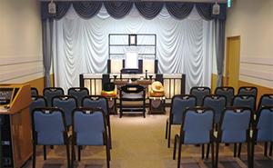 家族葬小ホール(第二会館)