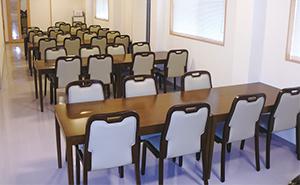 会食室(第二ホール)