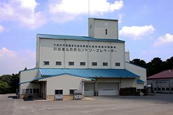 鈴鹿西部カントリーエレベーター