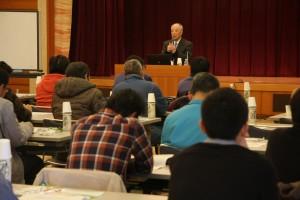 M鈴鹿 林和哉 農業者セミナー開催