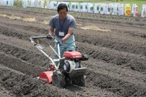 いきいき農業大学実習風景