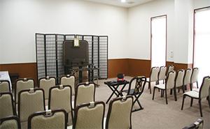 法要室(第一ホール)