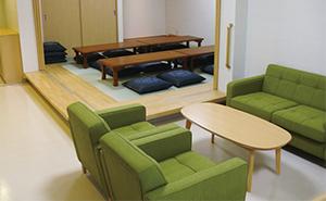 親族様控室(第二ホール)