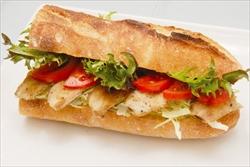 イワシのサンドイッチ